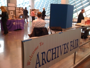 Archives Fair